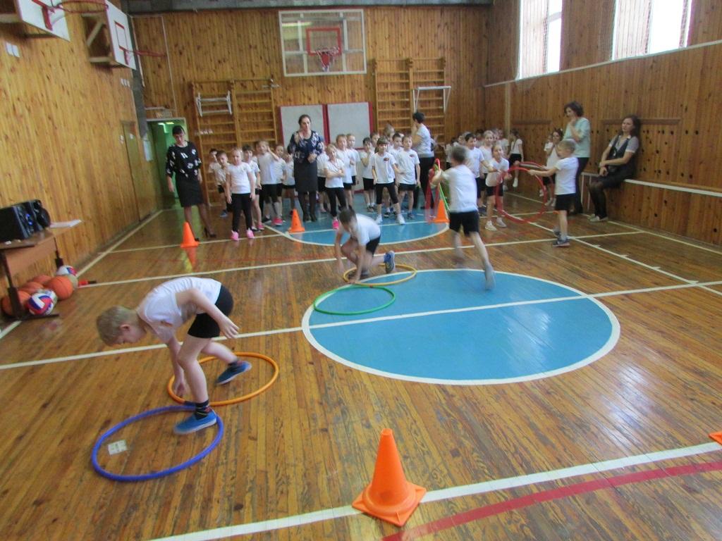 Конкурсы спортивные в классе